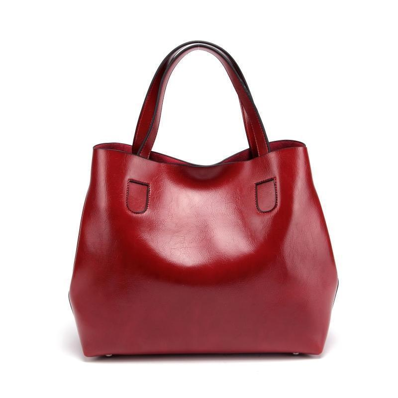 Malina Purse Red - Pursh Collection