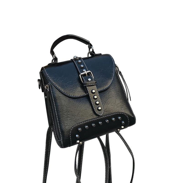 Manya Purse Onyx Black - Pursh Collection