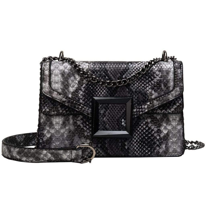 Mara Purse Charcoal - Pursh Collection