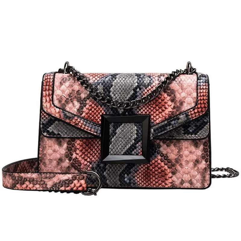 Mara Purse Coral - Pursh Collection