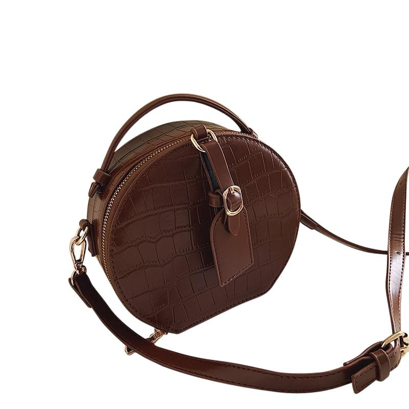 Meline Purse Chocolate Brown - Pursh Collection