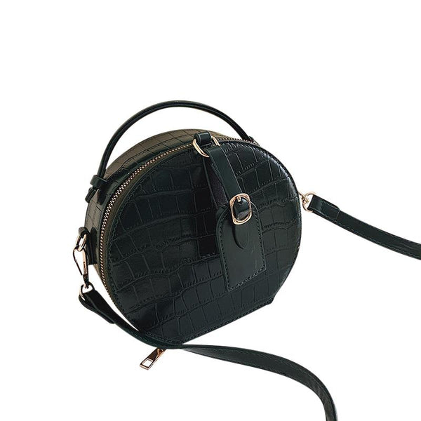 Meline Purse Onyx Black - Pursh Collection