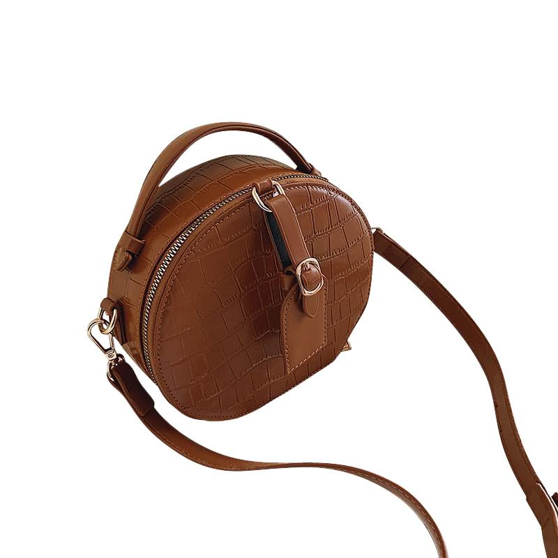 Meline Purse Tawny Brown - Pursh Collection