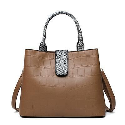 Modena Purse Brown - Pursh Collection