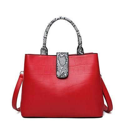 Modena Purse Red - Pursh Collection