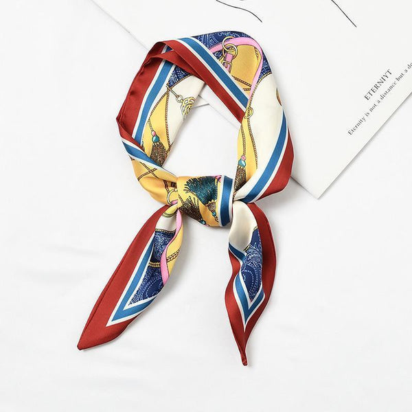 Patina Accessory Red/Yellow/Blue - Pursh Collection