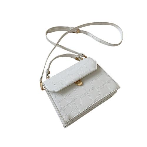 Phoebe Purse Daisy White - Pursh Collection