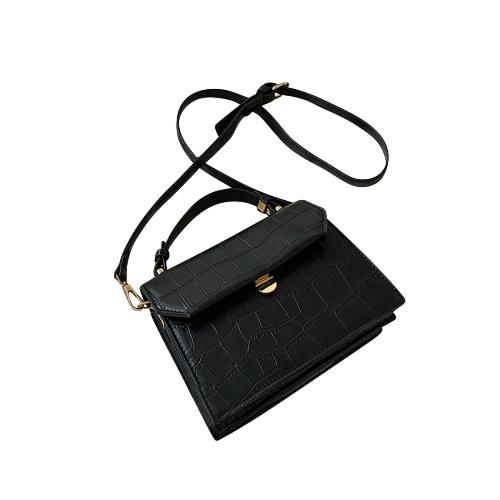 Phoebe Purse Onyx Black - Pursh Collection