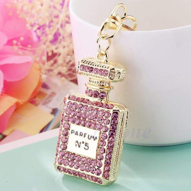 Room for Perfume Accessory Pink - Pursh Collection