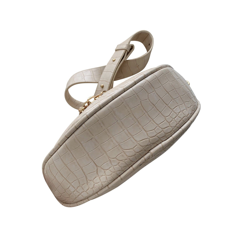 Sasha Crocodile Purse - Pursh Collection