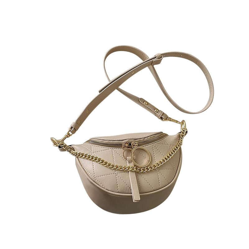Sasha Geo Purse Buttermilk - Pursh Collection