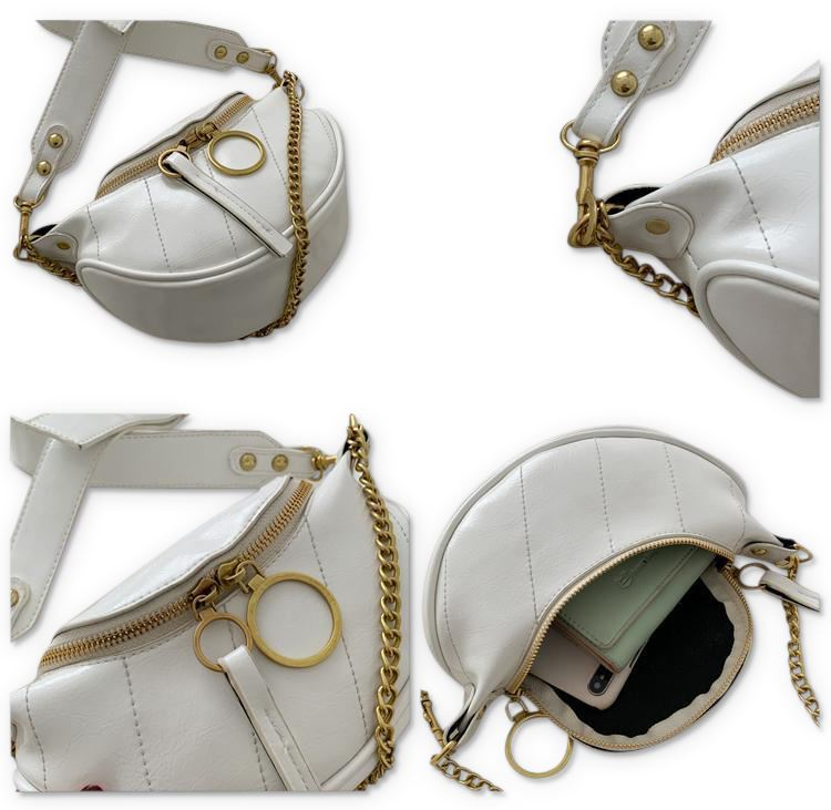 Sasha Shine Purse - Pursh Collection