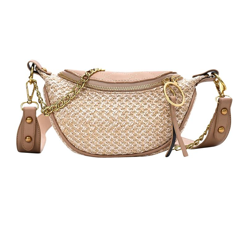 Sasha Summer Purse Latte Brown - Pursh Collection