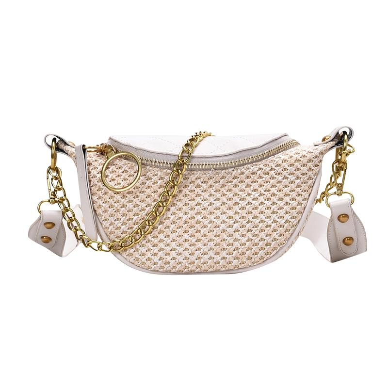 Sasha Summer Purse Porcelain White - Pursh Collection