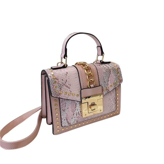 Seraphina Purse Pink - Pursh Collection