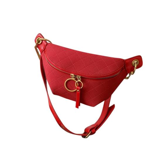 Solene Purse Candy Red - Pursh Collection