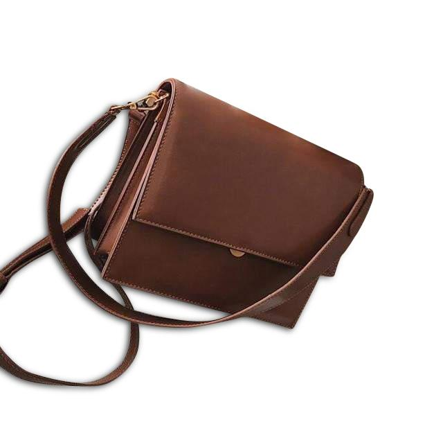 Sophi Purse Caramel - Pursh Collection