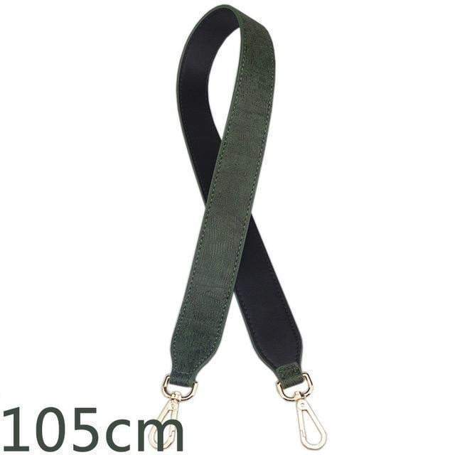 Strap In Accessory Green and Black (D) - Pursh Collection