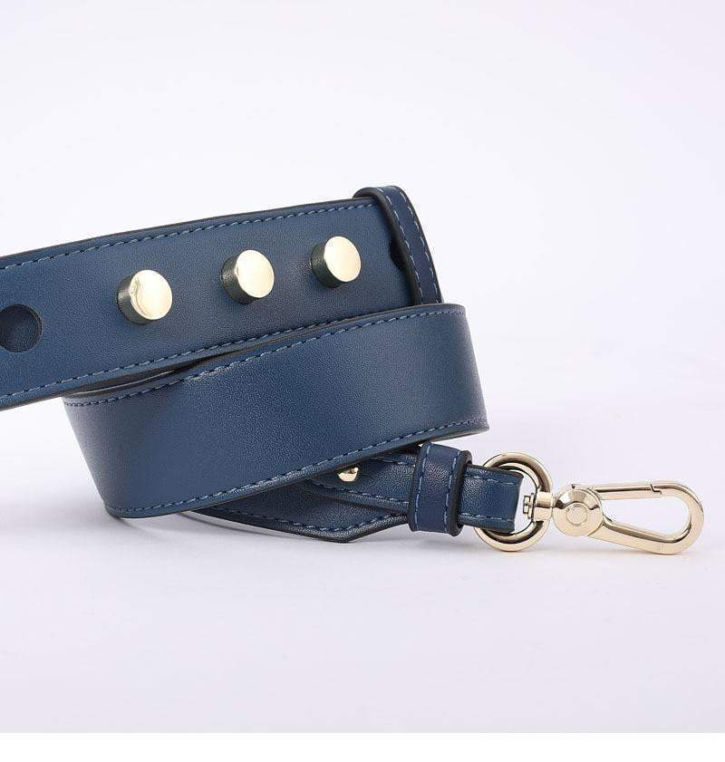 Strapped Accessory Blue - Pursh Collection