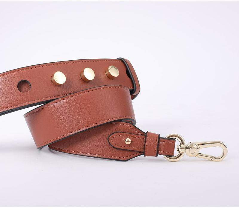 Strapped Accessory Brown - Pursh Collection