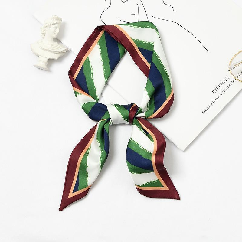 Stratta Accessory Brown/Navy/Green - Pursh Collection