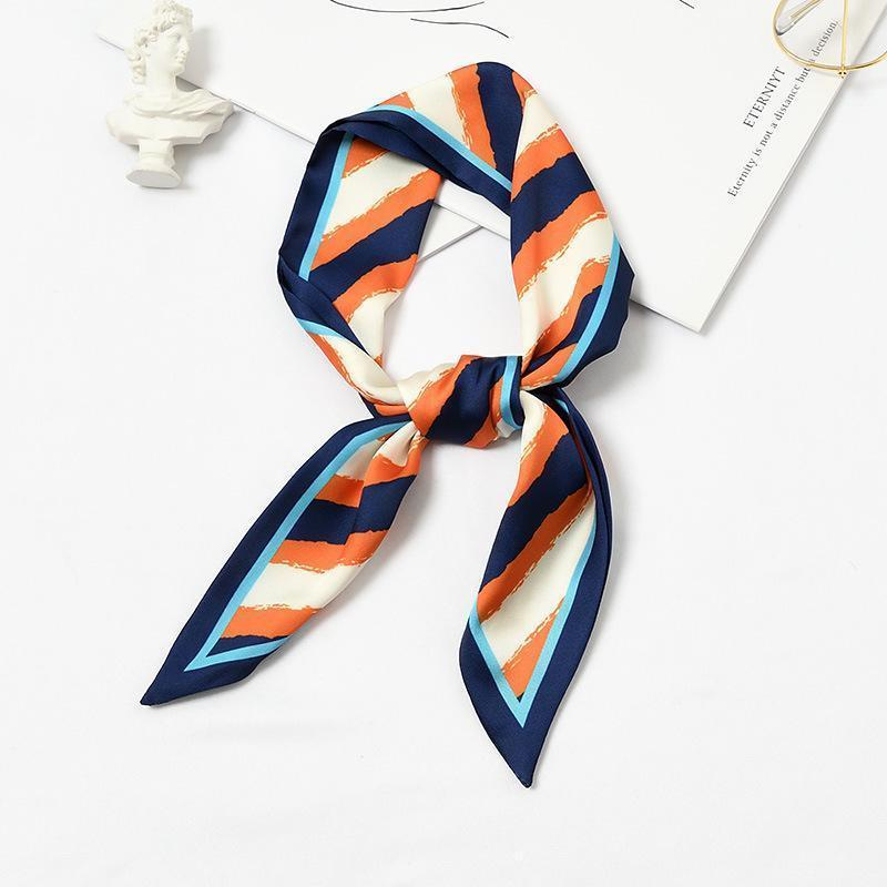 Stratta Accessory Navy/Orange/Teal - Pursh Collection