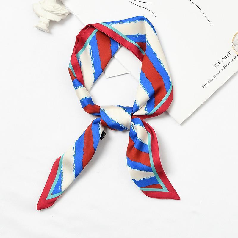 Stratta Accessory Red/Blue/White - Pursh Collection