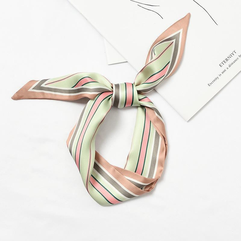 Stria Accessory Bronze/Green/Pink - Pursh Collection