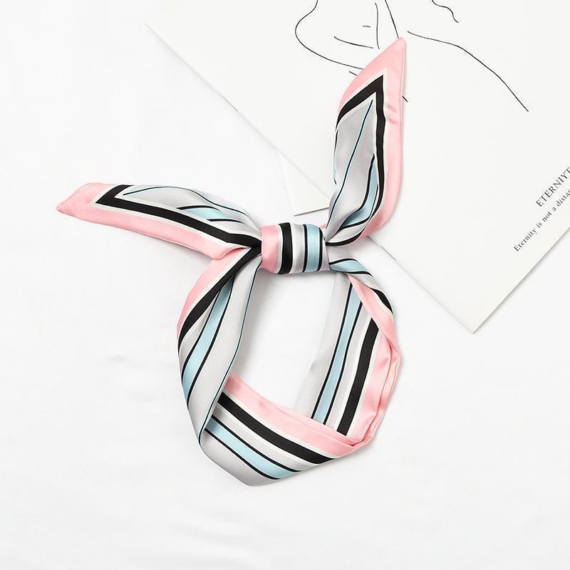 Stria Accessory Pink/Black/Blue - Pursh Collection