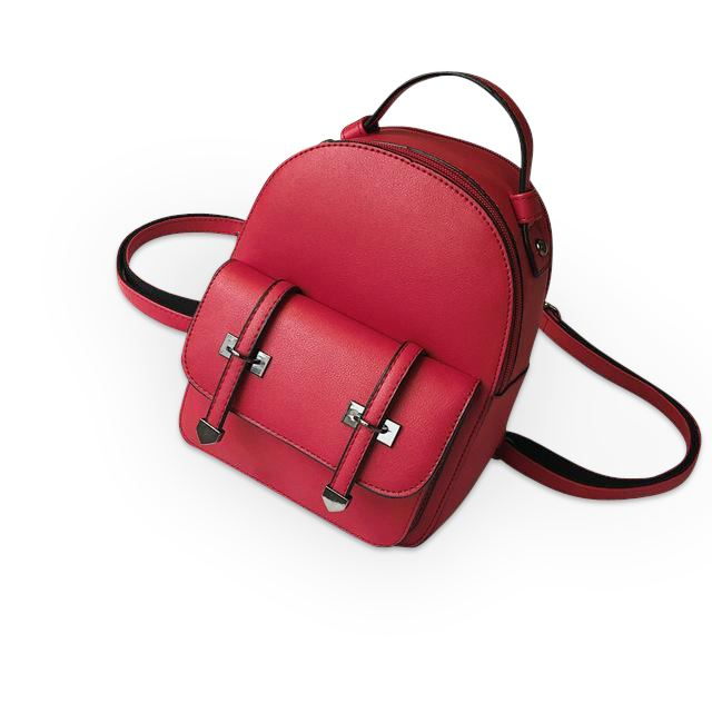 Tilla Purse Red - Pursh Collection