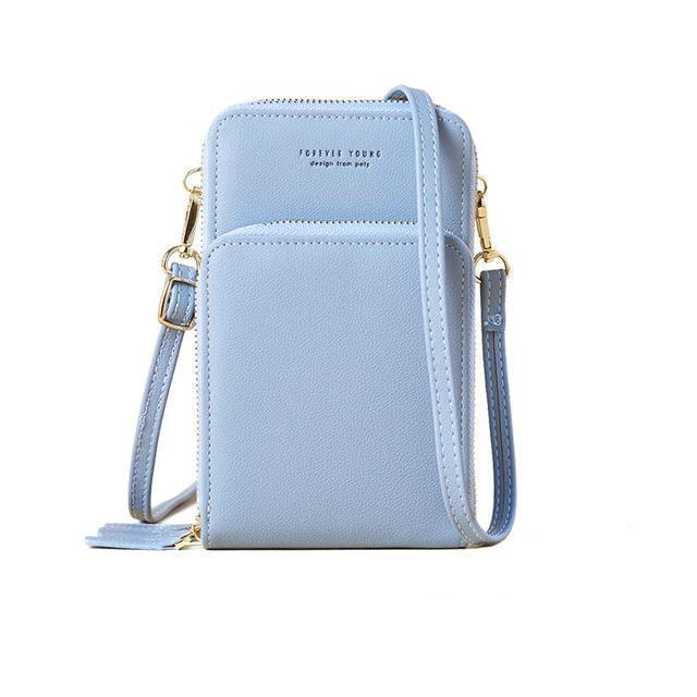 Trini Wallet Blue - Pursh Collection