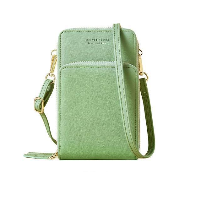 Trini Wallet Green - Pursh Collection