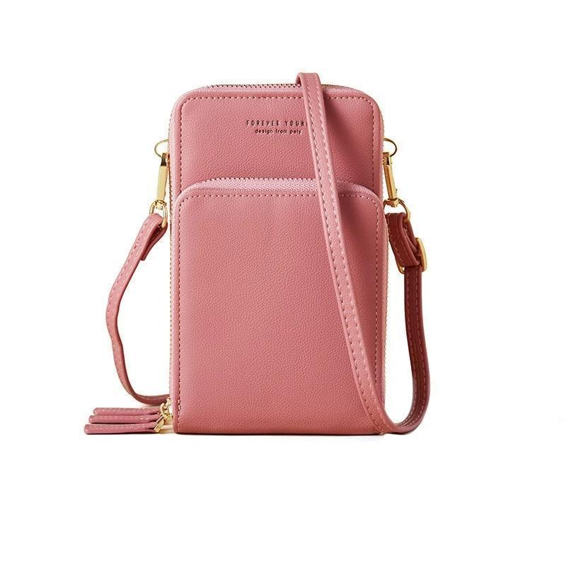 Trini Wallet Pink - Pursh Collection