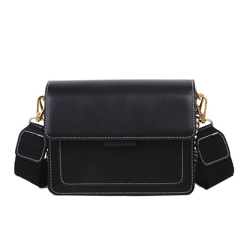 Verona Purse Midnight Black - Pursh Collection
