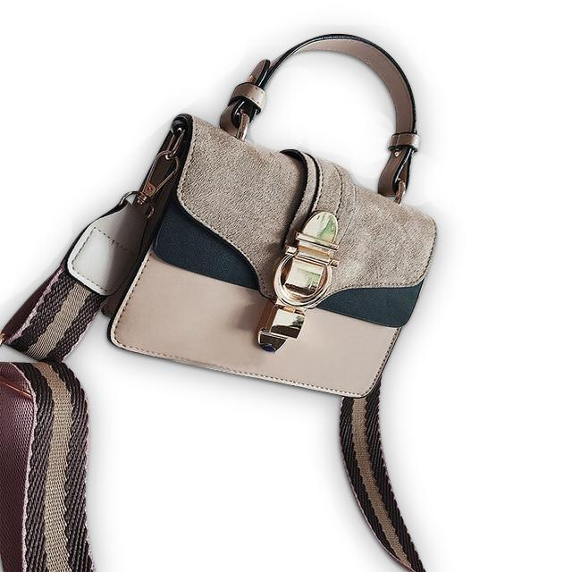 Vilette Purse Latte Brown - Pursh Collection