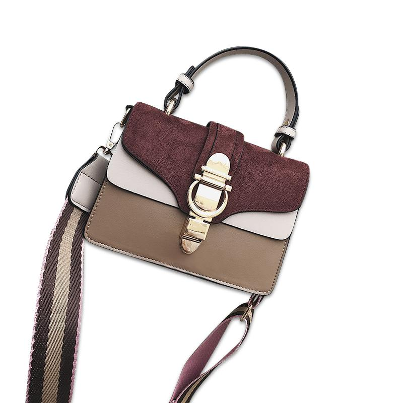 Vilette Purse Pecan Brown - Pursh Collection