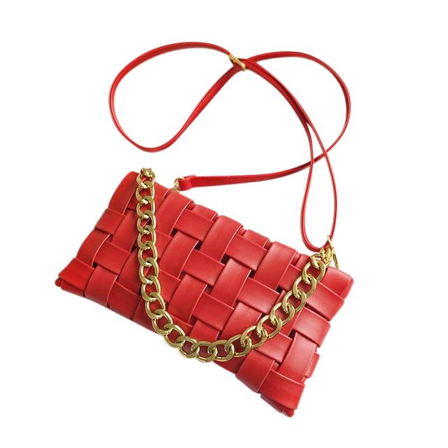Viviana Purse Candy Red - Pursh Collection