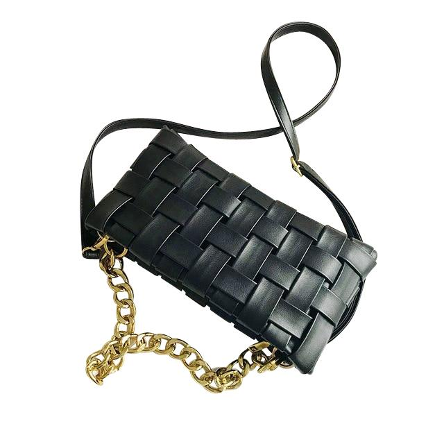 Viviana Purse Midnight Black - Pursh Collection