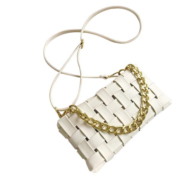 Viviana Purse Porcelain White - Pursh Collection