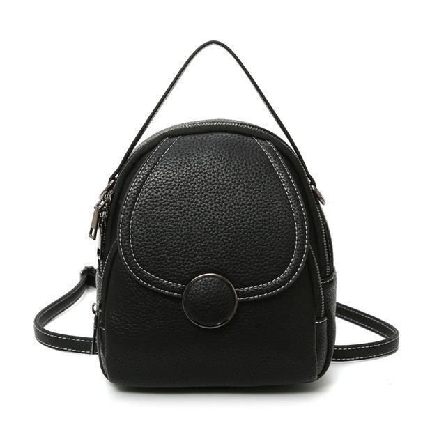 Wren Purse Black - Pursh Collection