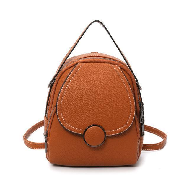 Wren Purse Brown - Pursh Collection
