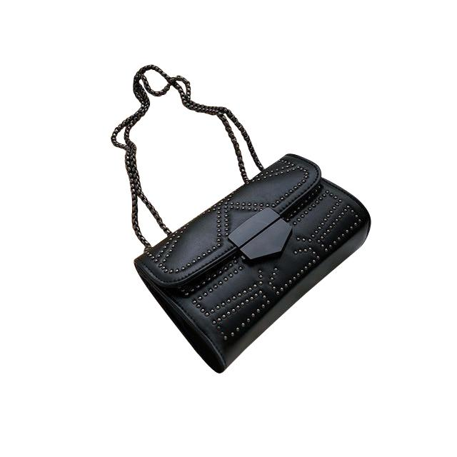 Zola Mini Purse Midnight Black - Pursh Collection