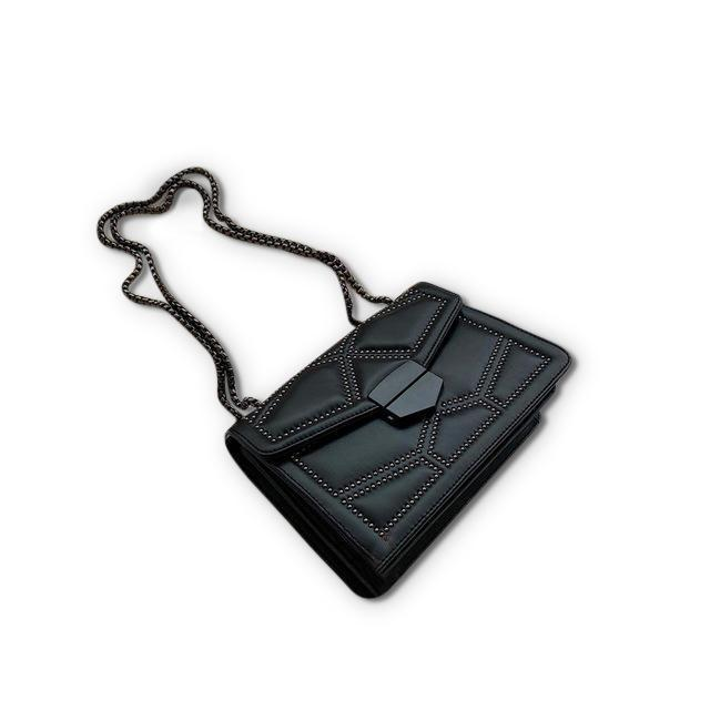 Zola Purse Midnight Black - Pursh Collection