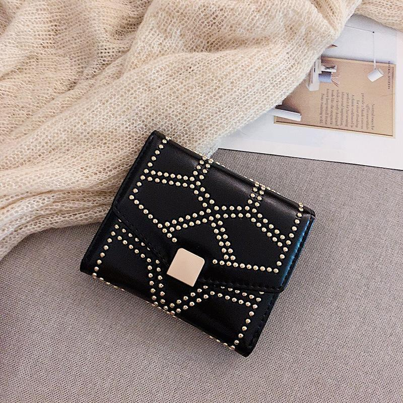 Zolina Wallet Black - Pursh Collection