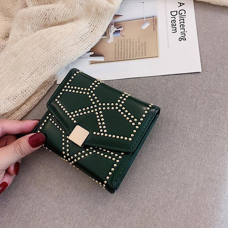 Zolina Wallet Green - Pursh Collection