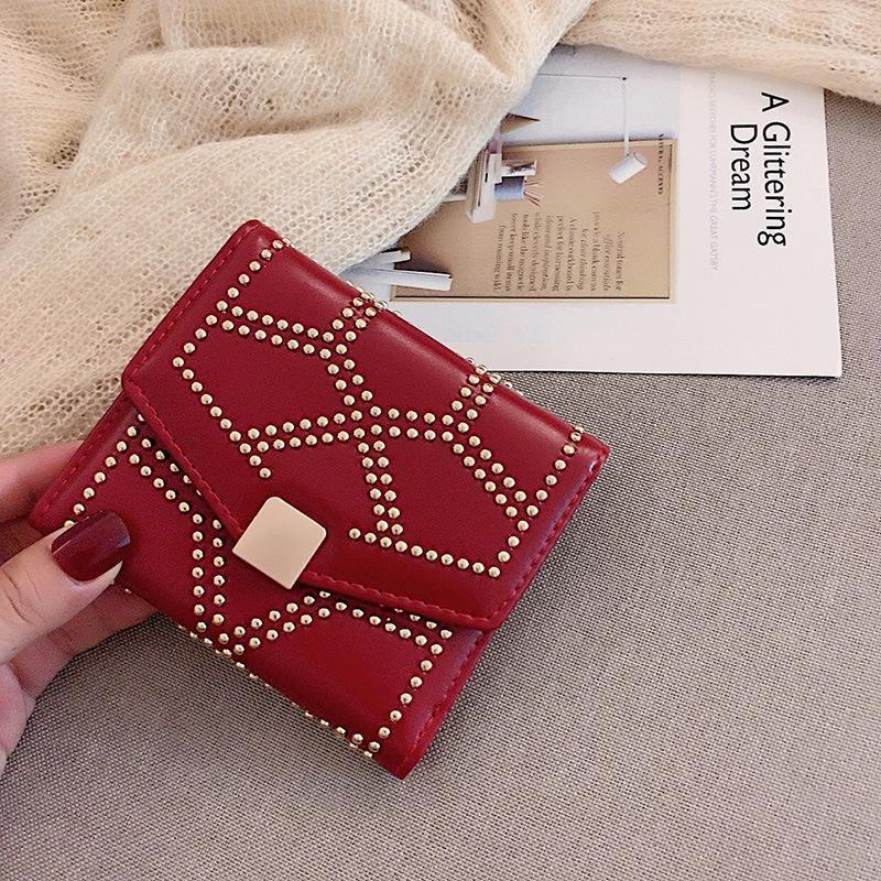 Zolina Wallet Red - Pursh Collection