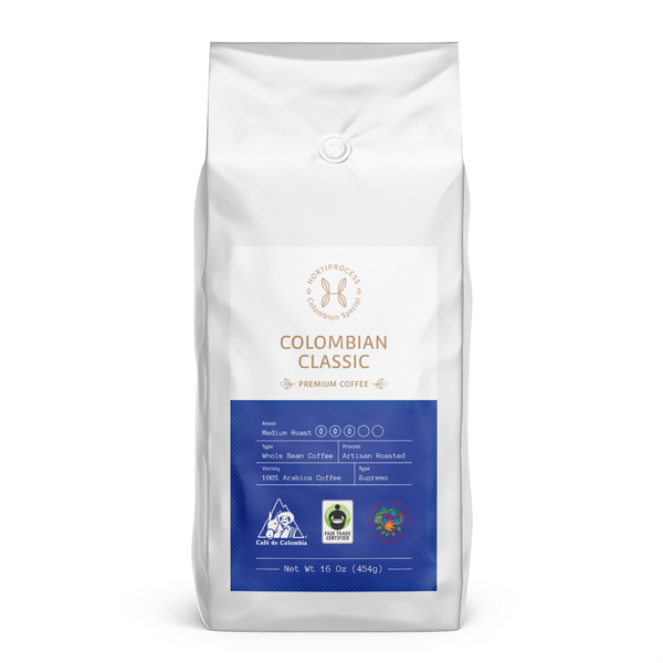 Subscription. of Colombian Classic 16 Oz