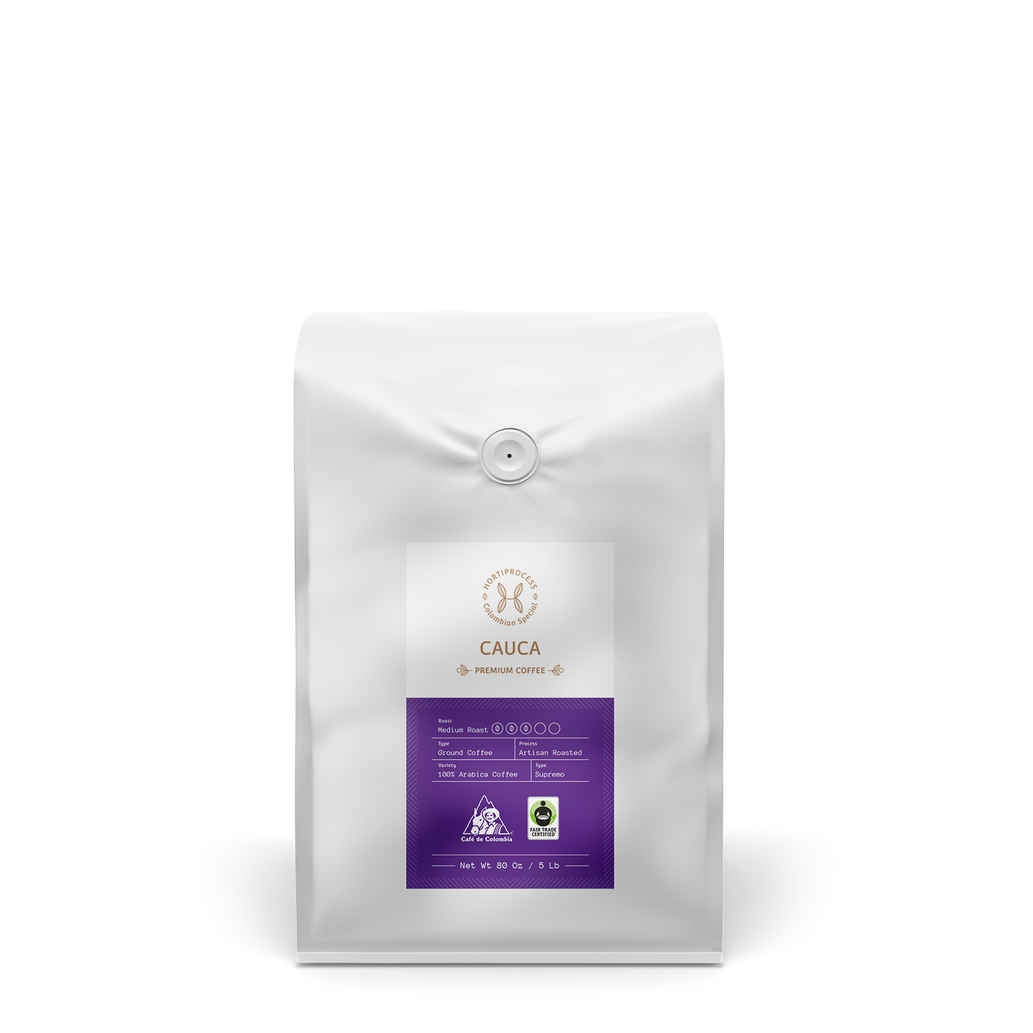 Subscription. Cauca Colombian Special 80 Oz
