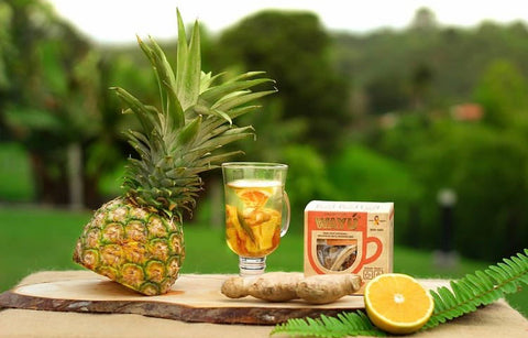 Pineapple Infusion