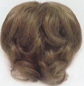Small Clawclip Ponytail w/ Loose Curls - Becky